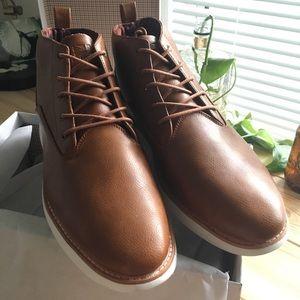 NWB Ben Sherman Chukka Boots